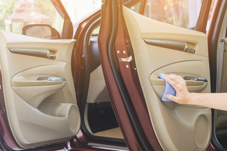 lavaggio interni auto