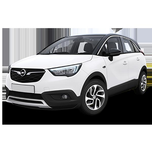 noleggio lungo termine Opel crossland x